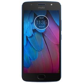 "Smartphone Motorola Moto G 5S XT1792 - Azul - Octa-Core - 32GB - 16MP - Tela 5.2"" - Android 7.1"