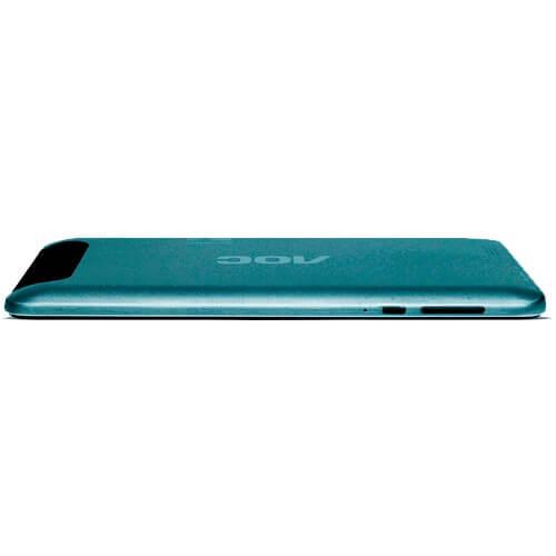"""Tablet AOC Breeze MW0711P BR - Wi-Fi - 8GB - RAM 1GB - Cortex A8 - Tela 7"""" - Android 4.0"""
