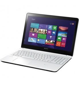 "Notebook Vaio Fit SVF15213CBW - Branco - Intel Core i5-3337U - RAM 4GB - HD 750GB - Tela 15.5"" - Windows 8"