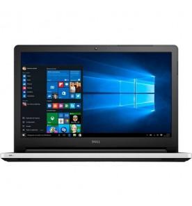 "Notebook Dell Inspiron I15-5558-BB10 - Branco - Intel Core i3-5005U - RAM 4GB - HD 1TB - Tela 15.6"" - Windows 10"