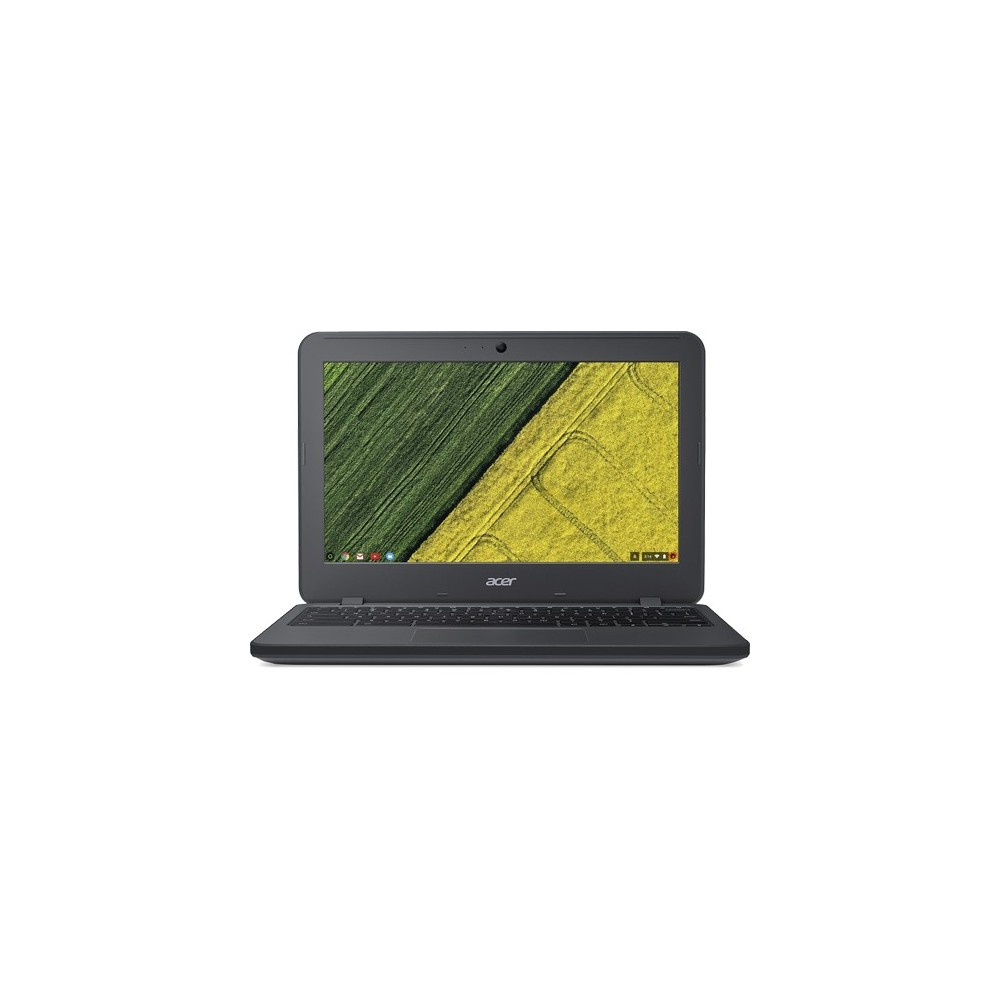 "Notebook Acer Chromebook C731-C9DA - Preto - Intel Celeron N3060 - RAM 4GB - eMMC 32GB - Tela 11.6"" - Chrome OS"