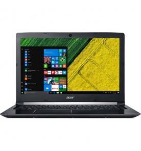 "Notebook Acer A515-51-75RV - Preto - Intel Core i7-7500U - RAM 8GB - HD 1TB - Tela 15.6"" - Windows 10"