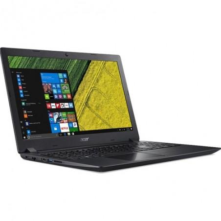 "Notebook Acer Aspire 3 A315-53-52ZZ - Preto - Intel Core i5-7200U - HD 1TB - RAM 8GB - Tela 15.6"" - Windows 10"