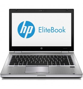 "Notebook HP Elitebook 8470P - Prata - Intel Core i5-3320M - RAM 4GB - HD 320GB - Tela 14"" - Windows 7 Pro"