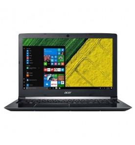 "Notebook Acer Aspire 5 A515-51-51JW - Preto - Intel Core i5-7200U - RAM 8GB - HD 2TB - Tela 15.6"" - Linux"