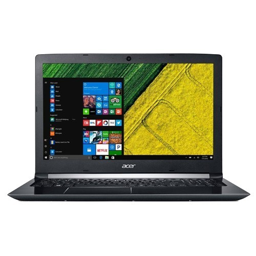 "Notebook Acer A515-51-74ZA - Preto - Intel Core i7-7500U - RAM 8GB - HD 2TB - Tela 15.6"" - Linux"