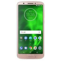 "Smartphone Motorola Moto G6 XT1925 - 64GB - Octa-Core - 12MP - Tela IPS 5.7"" - Android 8.0"