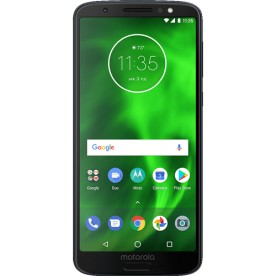 "Smartphone Motorola Moto G6 XT1925-3 - Preto - 64GB - 12MP - Tela 5.7"" - Android 8.0"