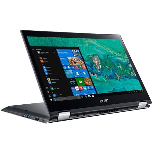 "Notebook Acer SP314-51-C5NP - Preto - Touchscreen - Intel Core i5-8250U - RAM 8GB - HD 1TB - Tela 14"" - Windows 10"