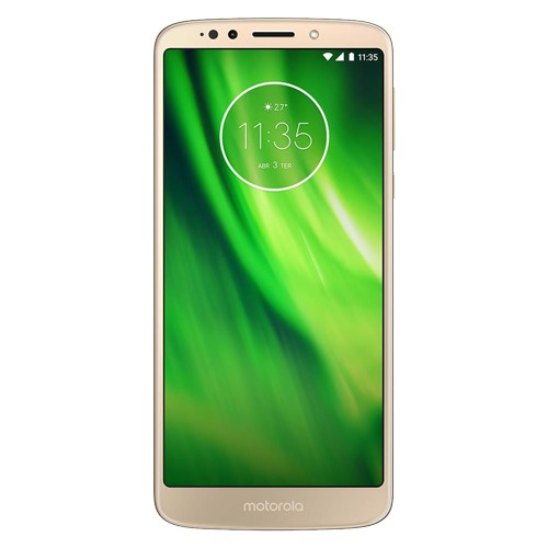 "Smartphone Motorola Moto G6 Play XT1922 - 32GB - 13MP - 4G - Tela 5.7"" - Android 8.0"
