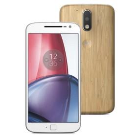 "Smartphone Motorola Moto G4 Plus XT1640 - Bambu - 32GB - 16MP - Tela 5.5"" - Android 6.0"