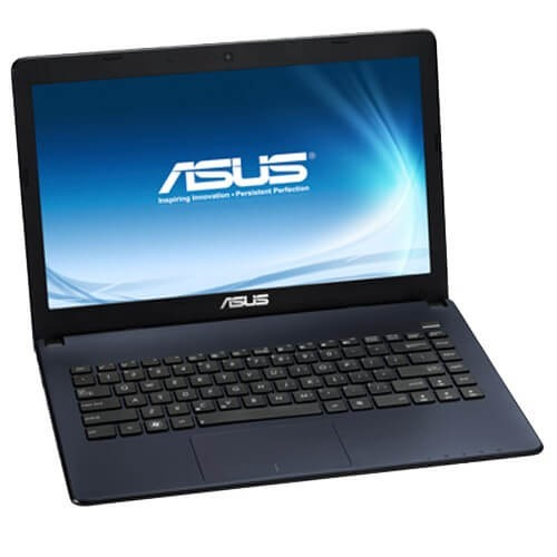 "Notebook Asus X401CA-BRAL-VX053H - Preto - Intel Celeron 1007U - RAM 2GB - HD 500GB - Tela 14"" - Windows 8"