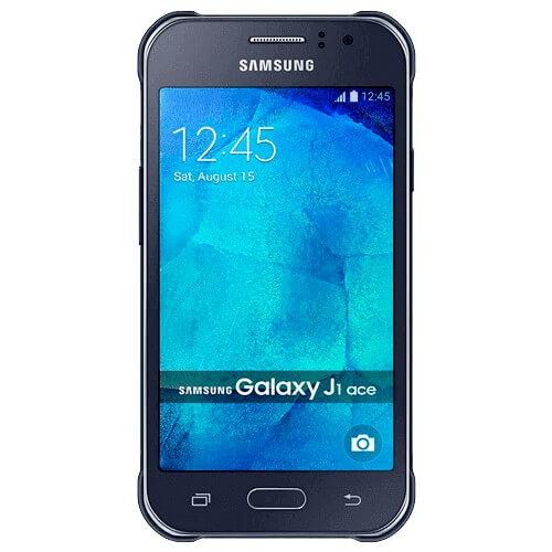 "Smartphone Samsung Galaxy J1 J110M - Azul - Dual-Chip - 8GB - 5MP - Tela 4.3"" - Android 4.4"