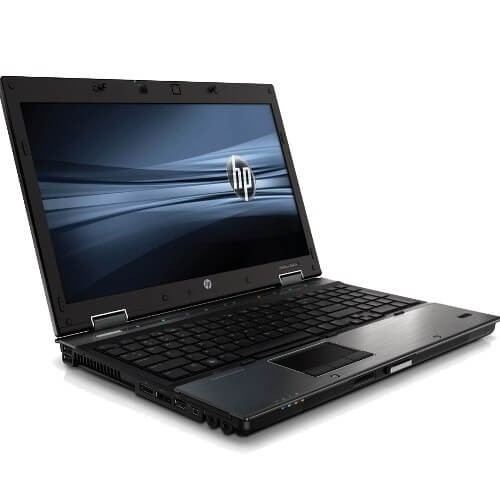 "Notebook HP 8540W - Cinza - Intel Core i7-820QM - HD 500GB - RAM 16GB - Tela 14"" - Windows 7 Pro"