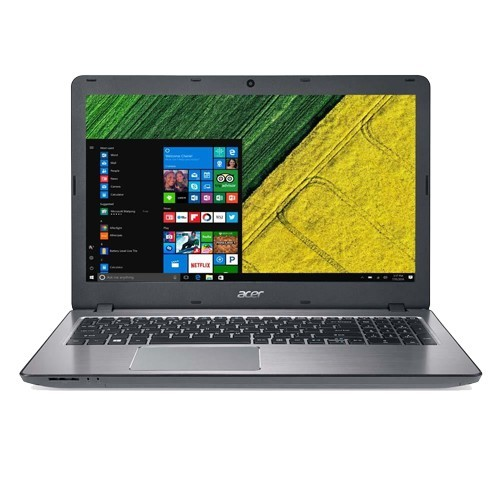 "Notebook Acer F5-573-544T - Cinza - Intel Core i5-7200U - RAM 8GB - HD 1TB - Tela 15.6"" - Windows 10"