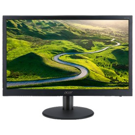 "Monitor Acer EB192Q LED 18.5"" - Preto - Widescreen - VGA"