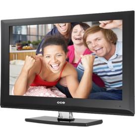 """TV Digital CCE L2401 - Preta - LED 24"""" - HDMI - Conversor Digital"""
