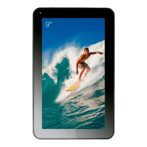 Tablet CCE Motion Tab T935 Preto - Cortex A8 - Wi-Fi - Câmera frontal - Tela 9 - Android 4.0