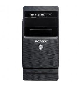Computador Desktop PC MIX L3100 - Preto - Intel Core i3-4130 - GeForce GT 730 - RAM 8GB - HD 1TB - Linux
