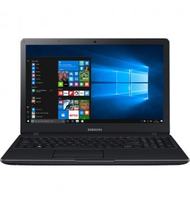 "Notebook Samsung E21 NP300E5K-KFABR - Preto - Intel Celeron 3215U - RAM 4GB - HD 500GB - Tela 15.6"" - Windows 10"