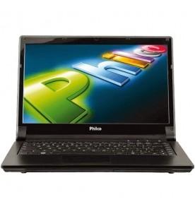 "Notebook Philco 14J - Rosa - Intel Celeron - RAM 4GB - HD 500GB - Tela 14"" - Windows 8"