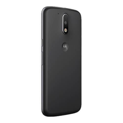 """Smartphone Motorola Moto G4 XT1626 - 4° Geração - TV Dual - Preto - 16GB - Tela LCD 5.5"""""""