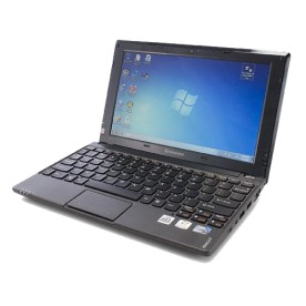 "Netbook Lenovo Ideapad S103-064768P - Preto - Intel Atom N450 - RAM 2GB - HD 250GB - Tela 10.1"" - Windows 7 Starter"
