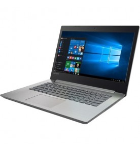 "Notebook Lenovo 320-14IKB-80YM0009BR - Prata - Intel Core i3-6006U - RAM 4GB - HD 1TB - Tela 14"" - Windows 10"