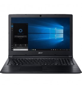 "Notebook Acer Aspire 3 A315-33-C39F - Preto - Intel Celeron N3060 - RAM 4GB - HD 500GB - Tela 15.6"" - Windows 10"