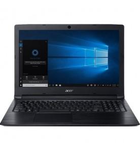 """Notebook Acer Aspire 3 A315-33-C39F - Preto - Intel Celeron N3060 - RAM 4GB - HD 500GB - Tela 15.6"""" - Windows 10"""