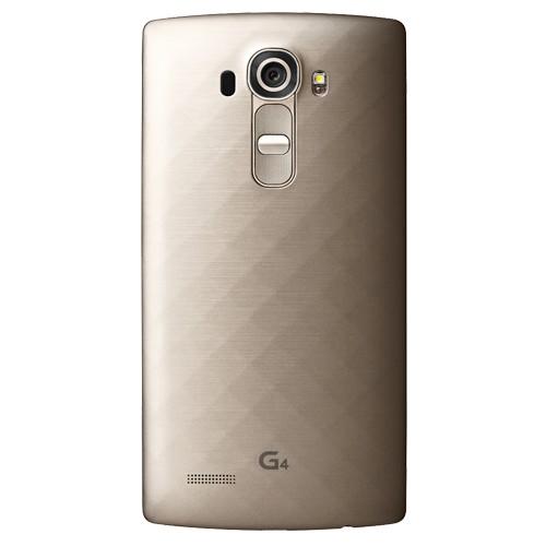 """LG Smartphone H815 G4- 32GB - Tela 5.5""""- Camêra 16MP- Dourado"""