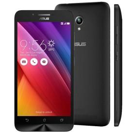 "Smartphone Asus Zenfone Go ZB452KG-1A010BR - Preto - Quad Core - 8GB - 5MP - Tela 4.5"" - Android 5.1"