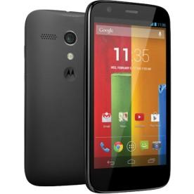 "Smartphone Motorola Moto G XT1032 - Preto - 16GB - 5MP - 3G - Tela 4.5"" - Android 4.3"