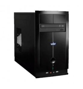 Computador Desktop CCE I345W8 - Preto - Intel Core i3-2100 - RAM 4GB - HD 500GB - Windows 8