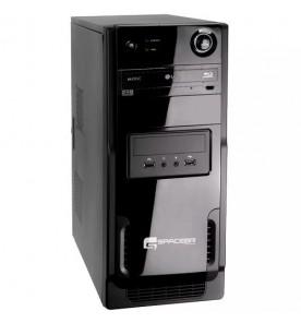 Computador Desktop Space BR PIIX2550-L - Preto - AMD II X2 550 - RAM 4GB - HD 500GB - Linux