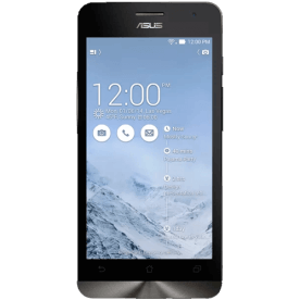 "Smartphone ZenFone 5 ASUS - Branco - 16GB - Intel 1.6 Ghz - A501CG-2B455BRA - Android 4.3 - Tela 5"" - Dual Chip"
