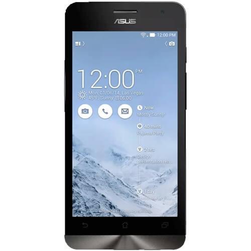 "Smartphone ZenFone 5 ASUS - Branco - 16GB - Intel 1.6 Ghz - A501CG-2B455BRA - Android 4.3 - Tela 5"" - Dual Chip"