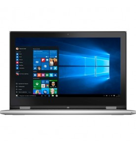 "Notebook 2 em 1 Dell Inspiron I13-7348-C20 - Prata - Intel Core i5-5200U - RAM 4GB - HD 500GB - Tela 13.3"" - Windows 10"