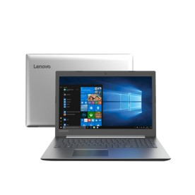 "Notebook Lenovo Ideapad 330 81FE0001BR - Intel Core i5-8250U - GeForce MX150 - RAM 8GB - HD 1TB - Tela 15.6"" - Windows 10"