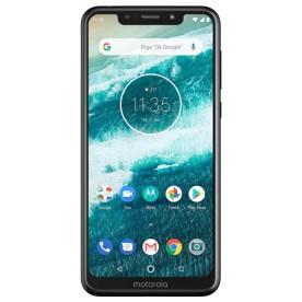 "Smartphone Motorola One XT1941 - Preto - Dual-Chip - 64GB - 13MP - Tela 5.9"" - Android 8.1"