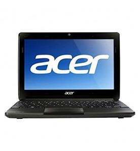 """Netbook Acer Aspire AOD270-1809 - Preto - Intel Atom N2600 - RAM 2GB - HD 320GB - Tela 10.1"""" - Windows 7 Starter"""