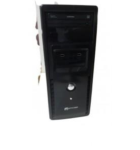 Computador Desktop Space BR SC60-LNX - Preto - AMD C60 - RAM 4GB - HD 500GB - Linux Ubuntu