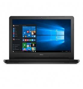 "Notebook Dell Inspiron I14-5458-B37P - Preto - Intel Core i5-5200U - RAM 8GB - HD 1TB - Tela 14"" - Windows 10"