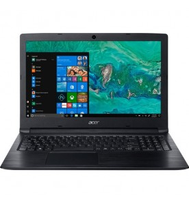 "Notebook Acer Aspire 3 A315-53-55DD - Preto - Intel Core i5-7200U - RAM 4GB - HD 1TB - Tela 15.6"" - Windows 10"