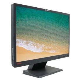 """Monitor Lenovo ThinkVision 19"""" LCD L197WA - Preto - Widescreen - DVI"""