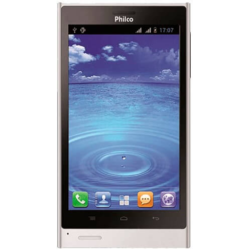 47773010431 ... Smartphone Philco Phone 500 - 3G - 4GB - Câmera 8MP - Dual Chip - Tela  ...