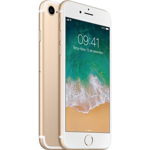 iPhone 7 256GB Dourado
