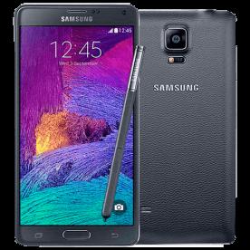 """Smartphone Samsung Galaxy Note 4 N910 Preto - 32GB - RAM 3GB - 4G LTE - Octa Core - 5.7"""" - 16MP - Android 4.4"""
