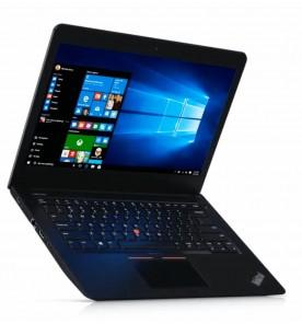 "Notebook Lenovo Thinkpad E470-20H2A3FBR - Preto - Intel Core i7-7500U - RAM 8GB - SSD 256GB - Tela 14"" - Windows 10 Pro"