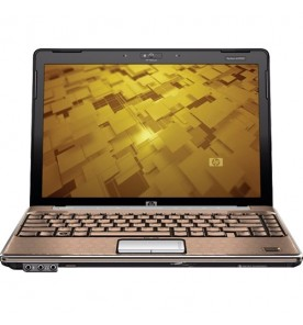 "Notebook HP Pavilion DV3-508BR - Dourado - Intel Core 2 Duo P7350 - RAM 4GB - HD 250GB - Tela 14"" - Windows Vista Ultimate"